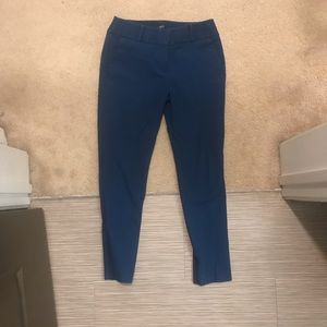 LOFT skinny work pants
